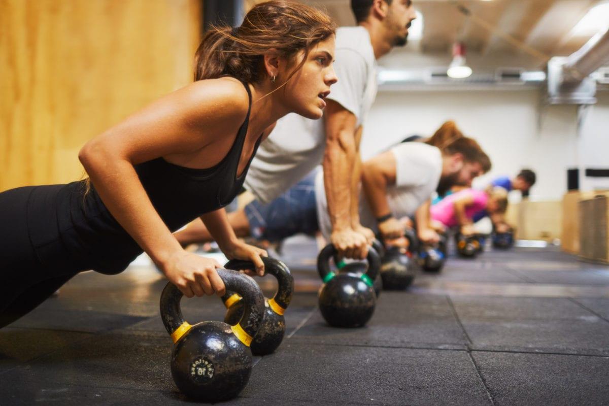 Palestra Milano Fitness Training