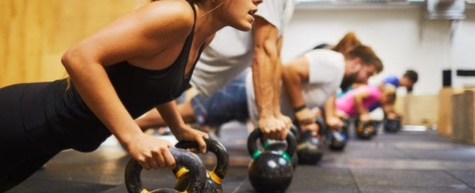 Palestra Milano Fitness Training