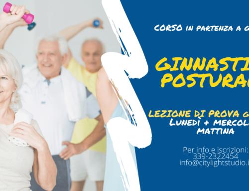Corsi di Ginnastica Posturale Amendola Fiera / Citylife Milano