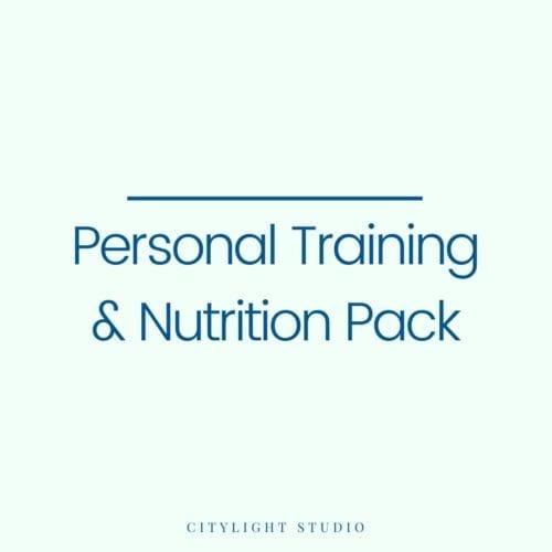 Training & Nutrizione