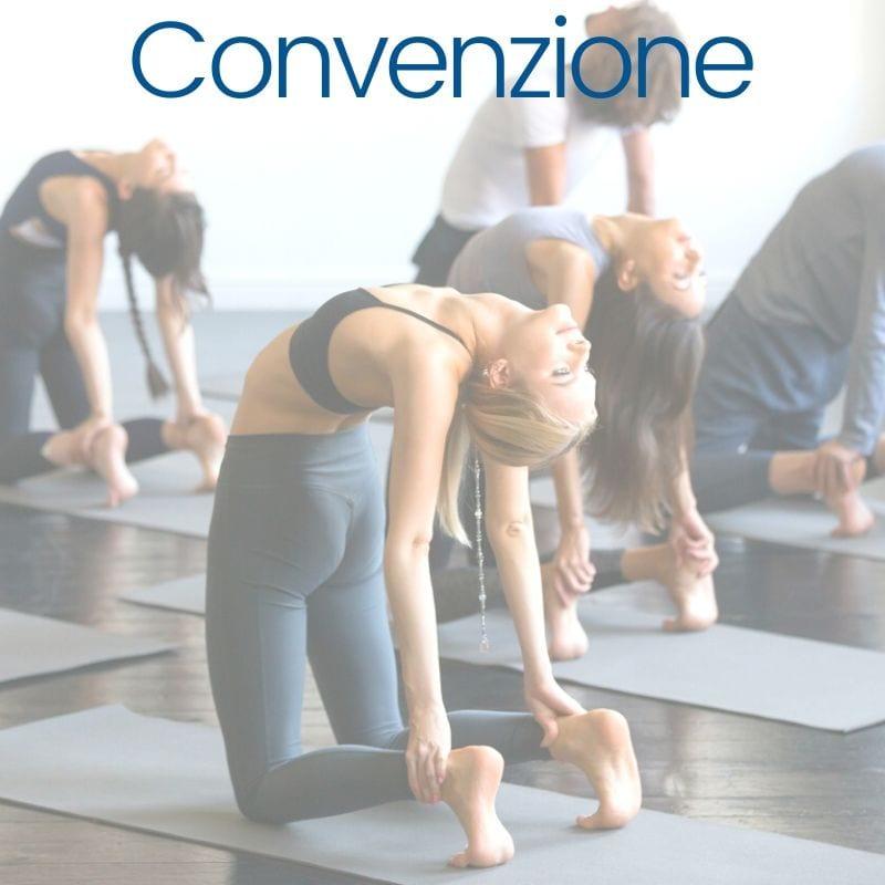 Convenzione aziende palestra
