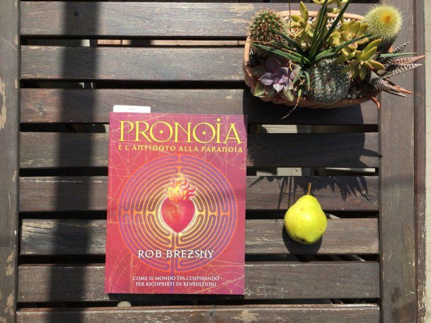 pronoia rob brezsny