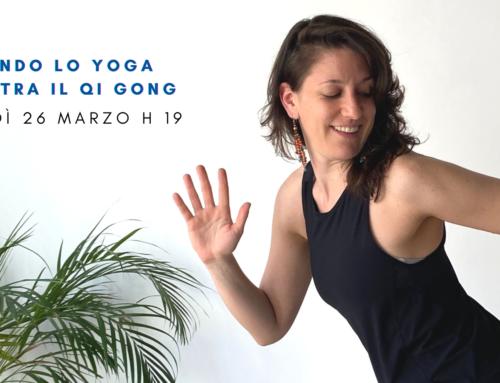 quando lo yoga incontra il qi gong. Workshop